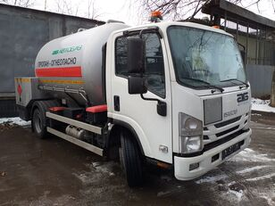 new ISUZU gas truck