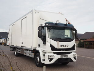 IVECO EUROCARGO 150E25 EURO 6 150-250 NOWY MODEL IZOTERMA 21 PALET isothermal truck