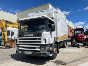 SCANIA 94D 260 refrigerated truck