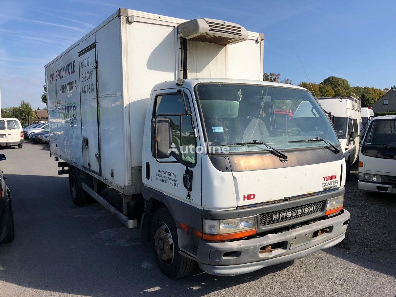 MITSUBISHI canter 3.9 HD refrigerated truck