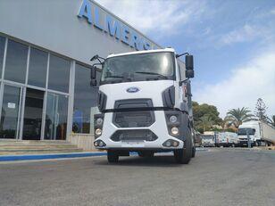 FORD 1833D. Camion portacontenedores de cadenas skip loader truck