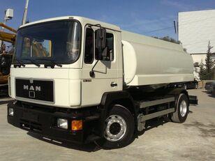 MAN 19.372 tanker truck