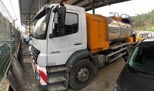 MERCEDES-BENZ Axor 1828 tanker truck