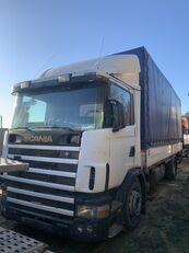 SCANIA 124L 360 Gearbox GRS900 3+3 tilt truck