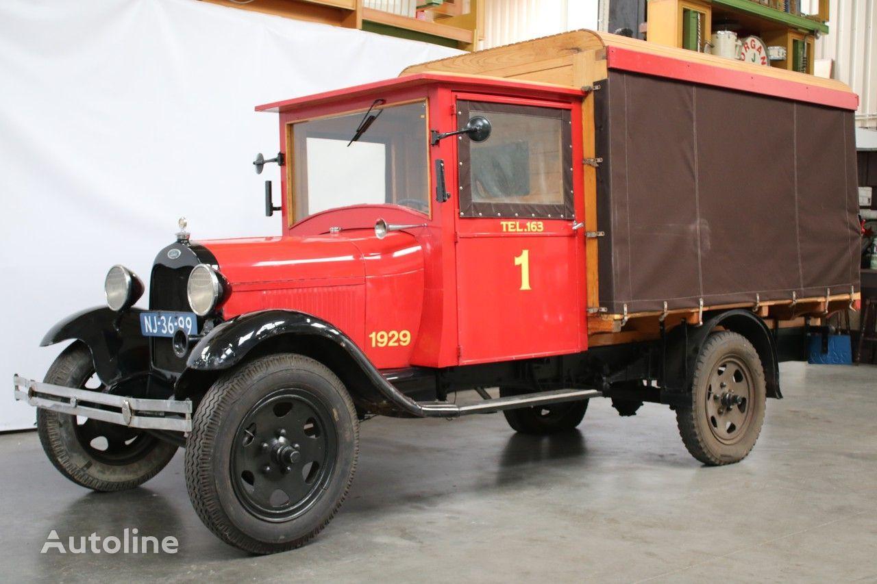 FORD 1929 MODEL AA tilt truck