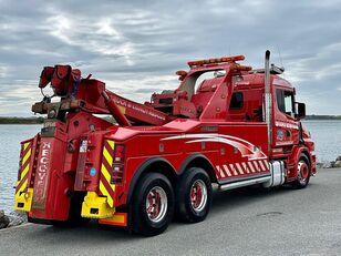 SCANIA r420 tow truck