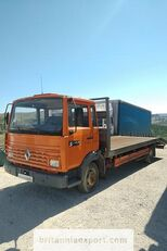 RENAULT Midliner S120 left hand drive electric winch 7.7 ton tow truck