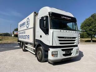 IVECO STRALIS 450 motrice 3 assi telaio EURO 5 vending truck