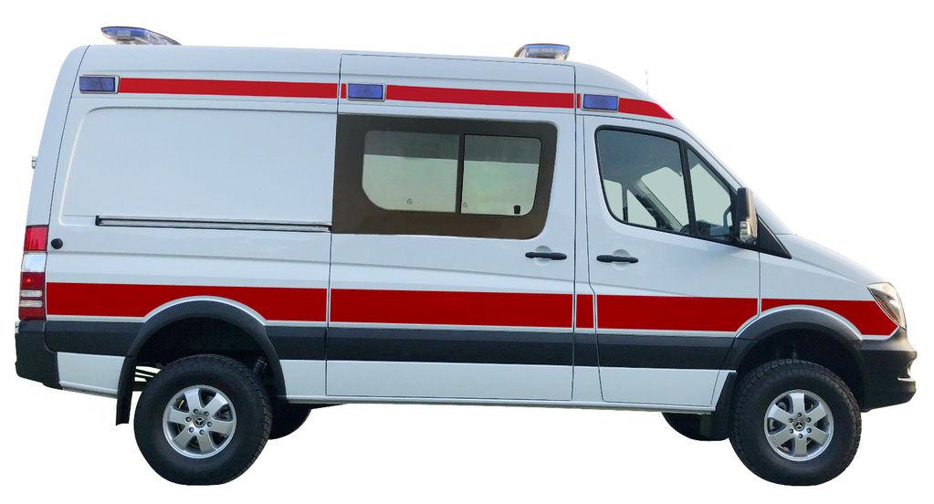760c21865f New MERCEDES-BENZ 4 X 4 SPRINTER 316 AMBULANCE ambulance for sale ...