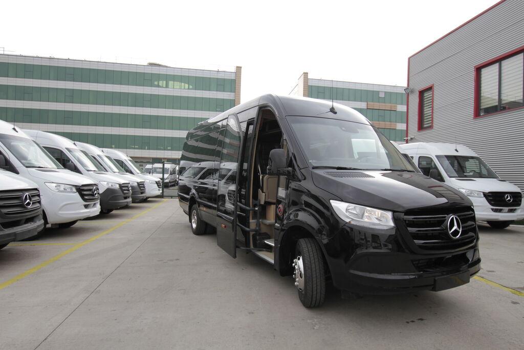 new MERCEDES-BENZ 519 19+1+1, vip *COC* passenger van