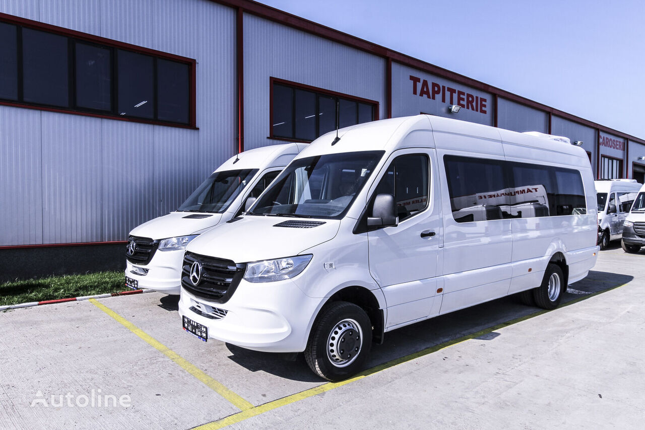 new MERCEDES-BENZ Idilis 519 19+1+1 *COC* Ready for delivery passenger van
