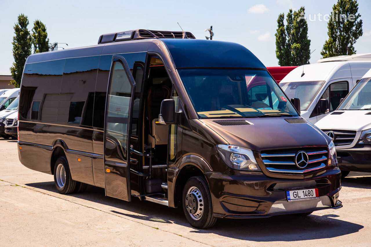 new MERCEDES-BENZ Sprinter 516 VIP passenger van