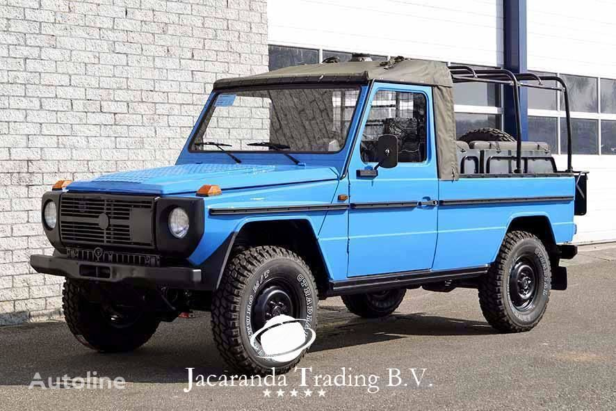 MERCEDES-BENZ PUCH 230 GE pick-ups for sale, pick-up truck